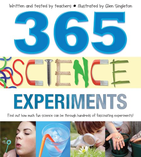 9781741856262: 365 Science Experiments