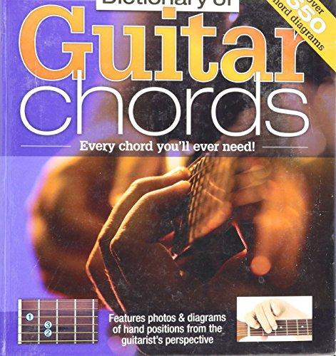 9781741857405: Dictionary of Guitar Chords