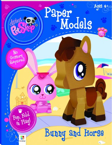 9781741857429: Littlest Pet Shop Bunny and Horse