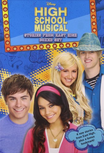 High School Musical: Stories from East High (Boxer Set): Parragon Publishing India