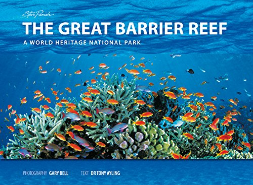 The Great Barrier Reef (Hardcover): Tony Ayling
