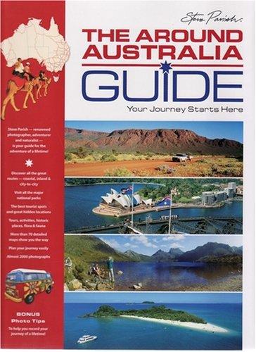 Around Australia Guide, The: Rod Howard