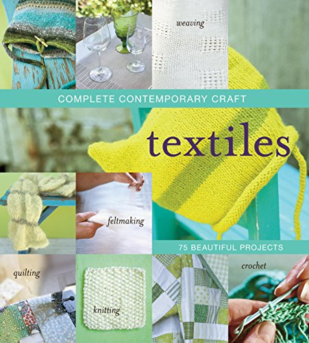 9781741960983: Complete Contemporary Craft; Textiles