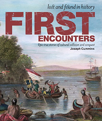 9781741961430: First Encounters (Lost and Found in History)