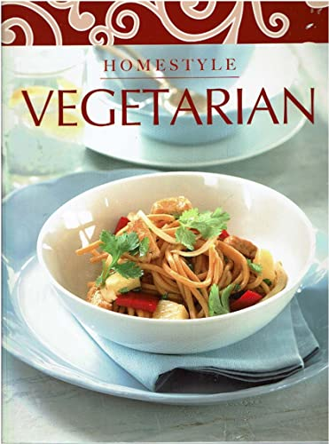 9781741961768: Homestyle Vegetarian
