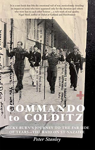 9781741963847: Commando to Colditz