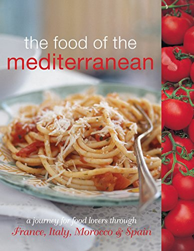 9781741964202: The Food of the Mediterranean: A Journey for Food Lovers
