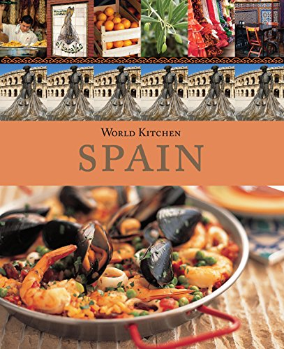 9781741964400: World Kitchen Spain