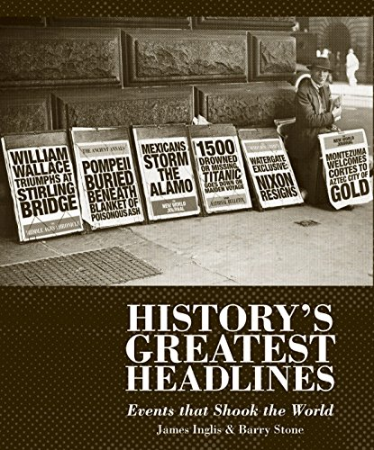 9781741964530: History's Greatest Headlines: Events that Shook the World