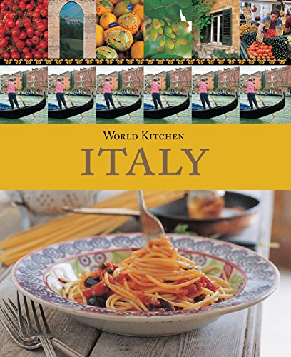 9781741964738: World Kitchen Italy