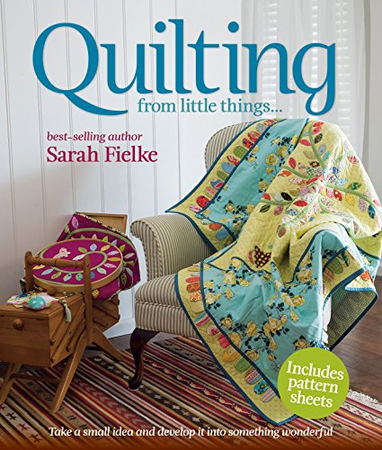 9781741967609: Quilting: From Little Things