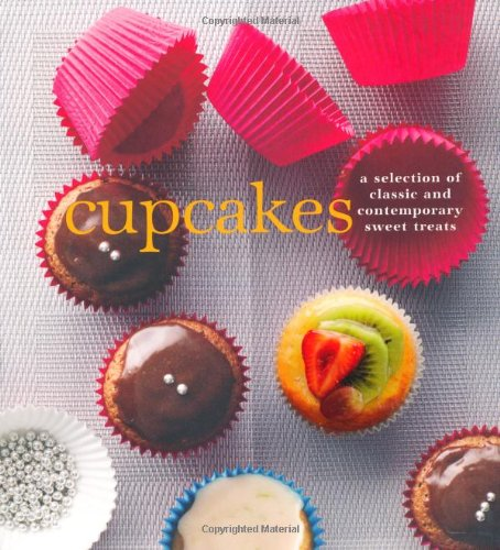 Cupcakes: A Fine Selection of Sweet Treats: Christabel Martin
