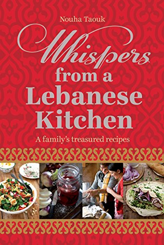 9781741968224: Whispers from a Lebanese Kitchen