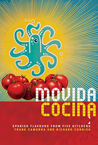 9781741968996: MoVida Cocina: Spanish Flavours From Five Kitchens
