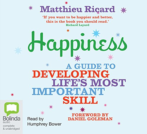 Happiness: Matthieu Ricard