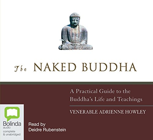 The Naked Buddha: Adrienne Howley