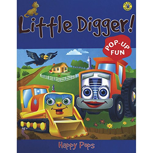 9781742021515: Little Digger! (Happy Pops)