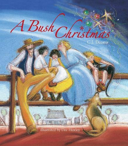 9781742030500: A Bush Christmas