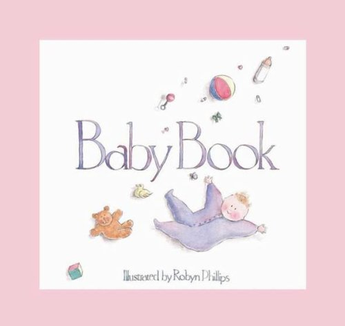 9781742110226: Baby Book for Girls (Baby Record Book)
