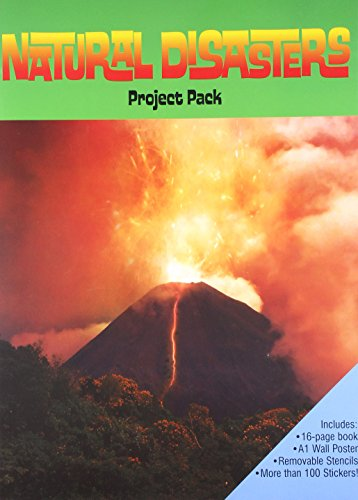 9781742112497: Natural Disasters (Project Packs)