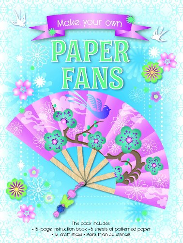 9781742114859: Make Your Own Paper Fans