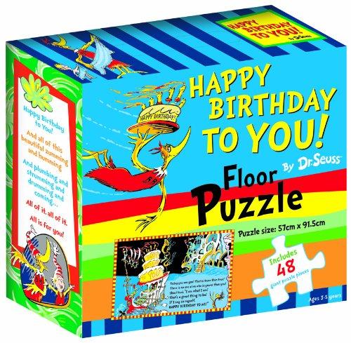 9781742119564: Happy Birthday to You! (Dr Seuss Floor Puzzles)
