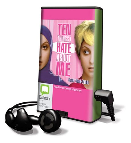 9781742142975: Ten Things I Hate about Me [With Earbuds] (Playaway Young Adult)