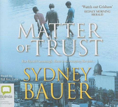 9781742147420: Matter of Trust