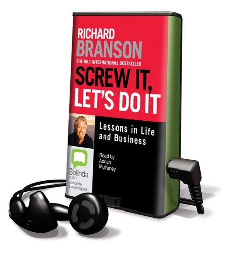 Screw It, Let's Do It (Playaway Adult Nonfiction) (9781742149363) by Richard Branson