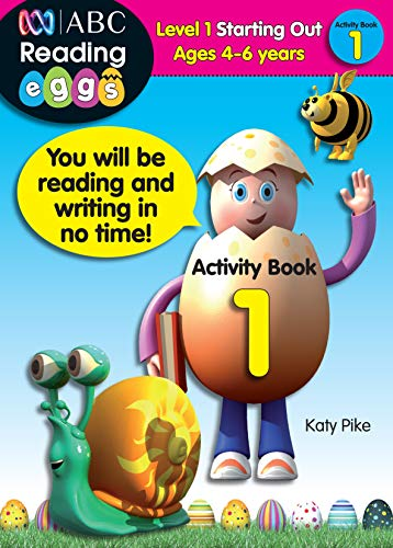 9781742150451: Starting Out - Activity Book 1 (Reading Eggs)