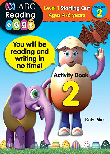 9781742150468: Starting Out - Activity Book 2 (Reading Eggs)