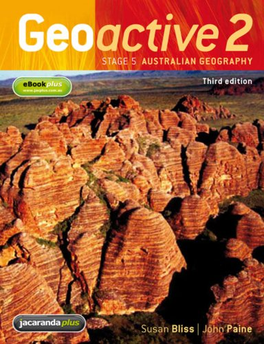 9781742160085: Geoactive 2 3E Stage 5 Australian Geography & EBookPLUS (Geoactive Series)