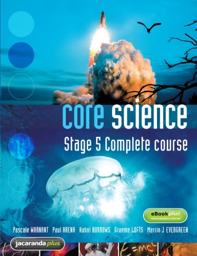 Core Science Stage 5 and EBookPLUS: Arena