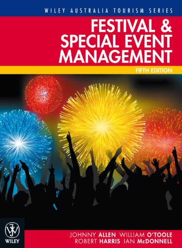 9781742164618: Festival and Special Event Management