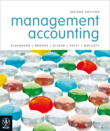 9781742166148: Management Accounting