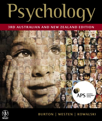9781742166445: Psychology - 3rd Australian And New Zealand Edition