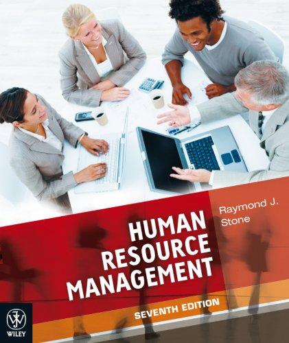 9781742166841: Human Resource Management, 7th Edition