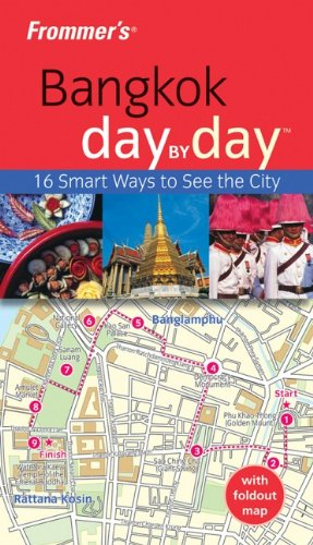 9781742168548: Frommer's Bangkok Day by Day (Frommer's Day by Day - Pocket)