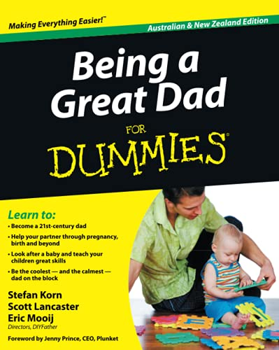 9781742169729: Being a Great Dad for Dummies