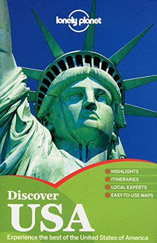 9781742200019: Lonely Planet Discover USA (Travel Guide)