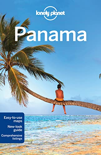 9781742200125: Lonely Planet Panama (Travel Guide)