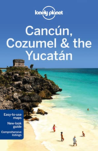 9781742200149: Cancun, Cozumel & the Yucatan 6ed - Anglais
