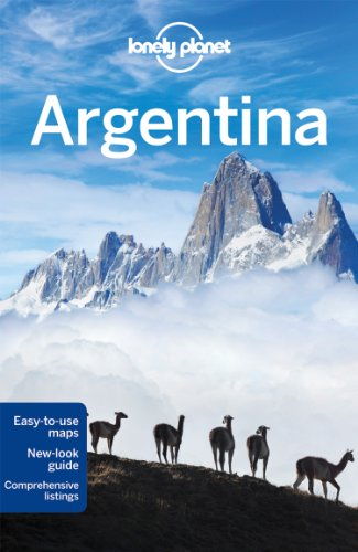 9781742200156: Lonely Planet Argentina (Travel Guide)
