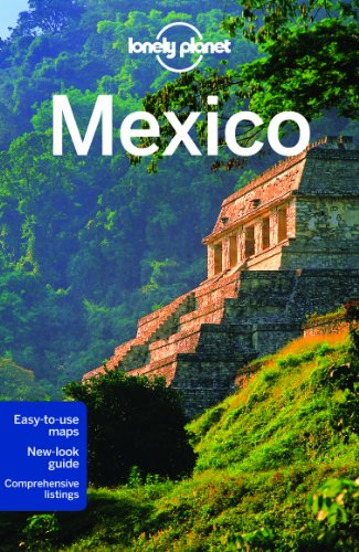 9781742200163: Lonely Planet Mexico [Lingua Inglese]