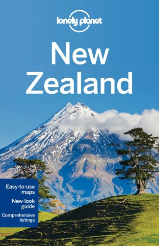 9781742200170: Lonely Planet New Zealand (Travel Guide)