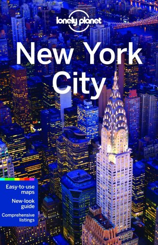 9781742200200: Lonely Planet New York City (Travel Guide)