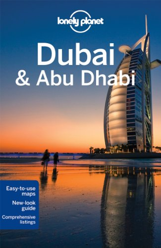 9781742200224: Lonely Planet Dubai & Abu Dhabi (Travel Guide)