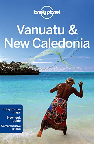 9781742200323: Lonely Planet Vanuatu & New Caledonia (Travel Guide)
