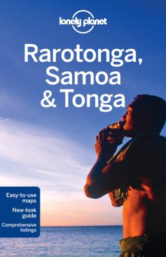 9781742200330: Lonely Planet Rarotonga, Samoa & Tonga (Travel Guide)