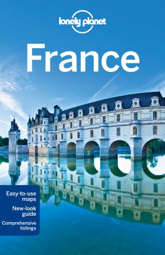 9781742200361: Lonely Planet France (Travel Guide)